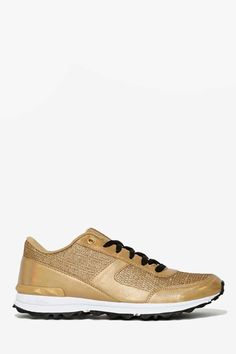 Sam Edelman Dax Metallic Trainer