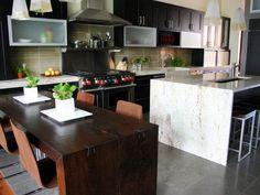 Contemporary | Kitchens | Rebekah Zaveloff : Designer Portfolio : HGTV - Home & Garden Television