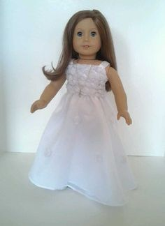 Communion Dress for American Girl Dolls Complete Set- - List price: $49.99 Price: $27.99 Saving: $22.00 (44%) + Free Shipping