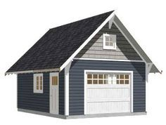 Garage Plans:  Should you consider  architectural styles (and what are they?) when choosing you garage plans ?