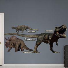 Fathead Dionsaurs 2