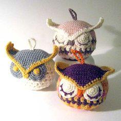 Rupert The Owl Amigurumi Pattern