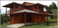 Casa São Matheus - Casas Pré-Fabricadas de Madeira e Alvenaria em Florianópolis - Artigos: Casa de madeira ou alvenaria? Qual é melhor?