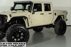 2012 Jeep Wrangler Bandit 7.0 Hemi Supercharged Lifted
