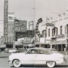 Why Vegas is Vegas!! A Quick History of Las Vegas!!