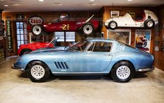 1967 Ferrari 275 GTB/4 Estimate: $3,400,000 - $3,800,000  Recently Discovered and Offered for Sale After 40 Years of Single-Family Ownership