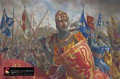 King Robert The Bruce of Scotland