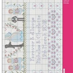 +130 Farklı Kanaviçe Örnekleri ve İşleme Şablonları - Mimuu.com Bullet Journal, Cross Stitch, Model, Crossstitch, Models, Cross Stitches, Modeling
