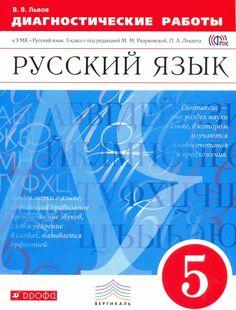 Тематическое планирование по русскому языку