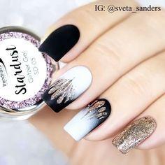 "13.1k aprecieri, 23 comentarii - Nails Clip (@nailsclip) pe Instagram: ""Beautiful nails by @sveta_sanders"""
