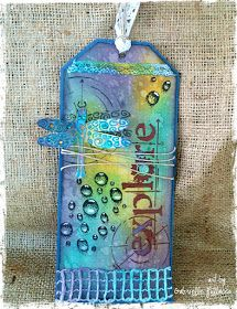 Such a Pretty Mess: Video Tutorial: Winged Exploration Tag {The Crafter's Workshop}