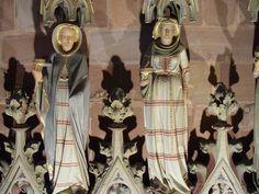 Freiburger Münster: Die klugen Jungfrauen VI von Uli Frömming