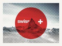 Swiss // Designspiration