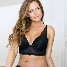 864190b4ca Women Big Breast Bra Sexy Lacy Women Bra 3 4 Cup Underwire Push Up High  Quality Big Size Plus Size 30-46D DD DDD E F FF G L5351