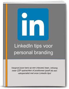 Gratis ebook LinkedIn tips voor personal branding | Download