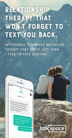 Affordable Online Relationship Therapy w/ Video, Audio and Unlimited Messaging. Chat w/ a Licensed Professional Therapist Today. Over 500,000 Happy Talkspace Users! Plans start at $32/Week.