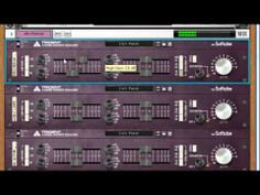 Reason Rack Extensions- Softube Trident