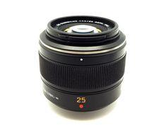 The Panasonic Leica 25mm f/1.4 DG Summilux Lens Review