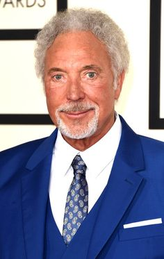 Tom Jones at the 57th GRAMMY Awards Show 2015
