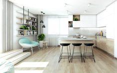 Návrh kuchyne s kútikom na čítanie. Už len vziať obľúbenú knihu do rúk a vypnúť mobil...  #navrhinterieru #nabytoknamieru #interierovydizajn #navrhbytu Bratislava, Interior Design, Table, Furniture, Home Decor, Design Interiors, Homemade Home Decor, Home Interior Design, Interior Architecture