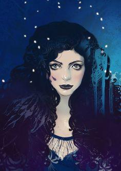 SaïnaSix Illustrations: Lorde