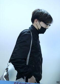 #Jhope #Hoseok #BTS #Airport #Fashion