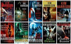 Kim Harrison's Hollows series