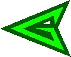 the green arrow svg Arrow Tattoos, Cool Tattoos, Green Arow, Green Arrow Logo, Green Arrow Cosplay, Superhero Symbols, Painting Shelves, Apple Background, Arrow Symbol