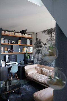 20 idées pour agencer et décorer un bureau | Bureaus, Salons and ...