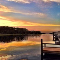 View from Palm Valley Fish Camp in Florida. Photo courtesy of kellyelena11 on Instagram.