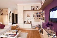 Living lila Living Room, Relax, Room, House, Gallery Wall, Wall, Home Decor