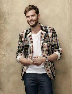 Can you get cooler than a #plaid #blazer?