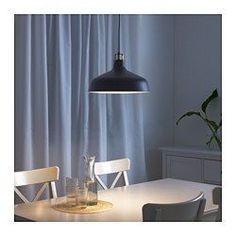 IKEA - RANARP, Suspension, , Offre une lumière dirigée ; parfait pour éclairer les tables à manger ou les plateaux de bar.