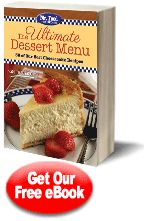 The Ultimate Dessert Menu: 35 of Our Best Cheesecake Recipes Free eCookbook