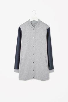 Contrast Sleeve Jacket from COS
