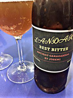El Alma del Vino.: Artisau Garagardoa Landako Best Bitter.