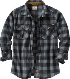 d72997504 Men s Navigator Fleece Button Up Shirt Camisa Leñadora