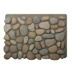 Faux River Rock