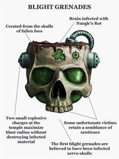 Typhus the Traveller's Wargear Warhammer Lore, Warhammer Models, Warhammer 40000, Chaos Daemons, Futuristic Robot, Rogue Traders, Gundam Wallpapers, Cosplay Weapons, Space Marine