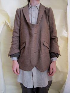 #Farbbberatung #Stilberatung #Farbenreich mit www.farben-reich.com gasa wool jacket