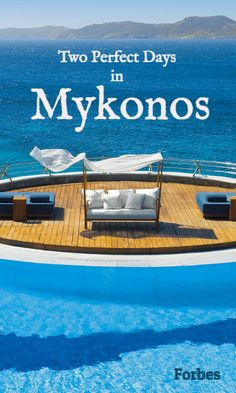 Choosing the right hotel is essential when visiting Mykonos, Greece, since many hours of your trip should be spent relaxing in the sun. Opt for a stay at Mykonos Grand Hotel & Resort, which captures the Myconian spirit and its island charm.