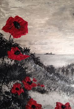 By Jacqueline Hurley Port Out, Starboard Home Original Art