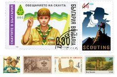 See a photo gallery of Scouting stamps issued by countries around the world.