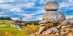 Wandern in NÖ, Wanderungen durch Niederösterreich, Wackelsteine in Blockheide Austria, Golf Courses, Vienna, Nature, Travel, Blog, Snow Mountain, Waterfall, Road Trip Destinations