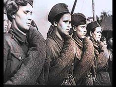 "**WATCH**  World War II Song ""От героев былых времён"" (Heroes of Past Times)"