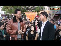 Romeo Santos Takes Over at The Grove!