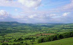 The Forest of Bowland, Lancashire Preston Lancashire, English House, Tree Forest, Stonehenge, Faeries, Fields, Britain, United Kingdom, Scotland