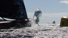 SOUTH AFRICA. 10th December 2011. Volvo Ocean Race. V and A Waterfront In Port Race. PUMA powered by BERG.