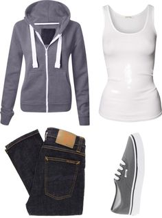 Basic comfy outfit