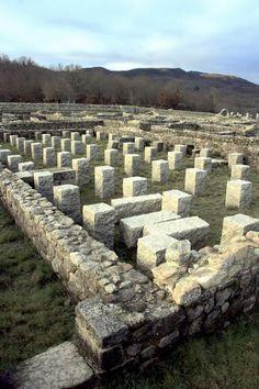 Aquis Querquennis (Restos Arqueológicos Romanos)